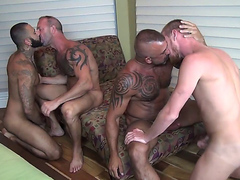 Brother Lovers Swap Sons