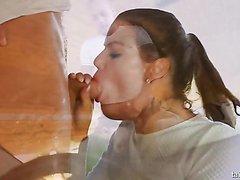 Amateur Piss Drink - video 314