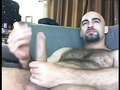 Hairy Guys Cumming (Compilation) Part 3