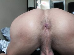 JULIAN SHOWING BIG COCK AND HOLE