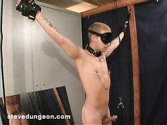 Pierced Slave Tickled - Part 3