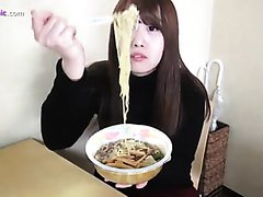 Japanese eat and scat - video 3