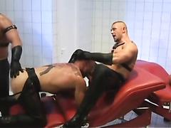 Hot muscle ass destruction