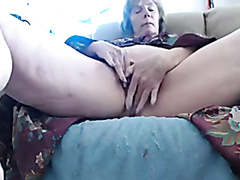 Granny on a quest for an orgasm