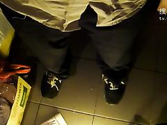 scat in school uniform