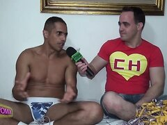 INTERVIEW WITH A STRIPPER @BRAZIL@ 2