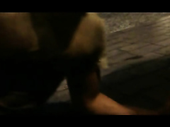 muscular pig pissing in pubic ALL WET 2
