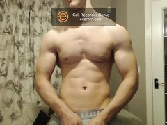 muscle camshow flex & naked