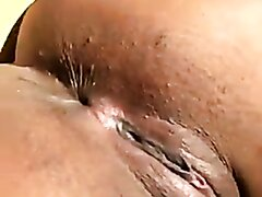 Pretty Ebony  Butthole and Pussy