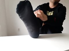 MONEY RIP MASTER extra fine SMELLY SOCKS for FINSLAVES