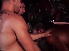 BB in a Bar